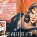 Carolyn Craig - TV Guide Magazine Pictorial [United States] (15 March 1958) - 454 x 344