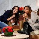 "NCIS LA Star Daniela Ruah on ""The Queen Latifah Show"" -13/03/2015"