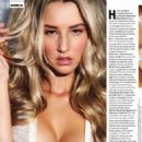 Hot Babes Danica Hall Nuts Uk November 2010 - 454 x 605