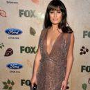 Lea Michele: Fox fall-eco casino party