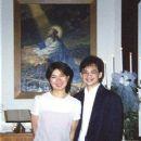 Alice Dixson and Ronnie Miranda