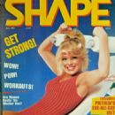 Lydia Cornell - Shape Magazine Cover [United States] (July 1982)