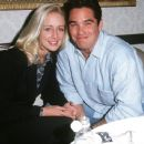 Mindy McCready with ex-boyfriend Dean Cain of Superman fame