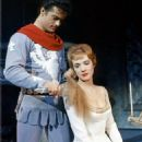 Sir Lancelot (Robert Goulet and Julie Andrews CAMELOT 1960 Broadway Musical) - 454 x 568