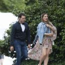 Kelly Brook – Arriving for the House Festival in Hampstead