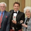 John Barrowman-October 14, 2014-Investitures Held at Buckingham Palace