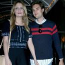 Mischa Barton and James Abercrombie at Sunset Marquis in Los Angeles