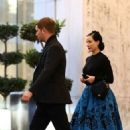 Dita Von Teese – Shopping at Neiman Marcus in Beverly Hills