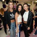 Amy Jackson – Hailey Baldwin x Adidas Show in London - 454 x 683