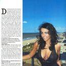 Linda Mertens - P-Magazine Belgium, June 2008 - 454 x 674