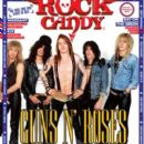 Rock Candy Magazine Cover [United Kingdom] (October 2018)