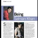 Salman Khan - Filmfare Magazine Pictorial [United Arab Emirates] (December 2012)