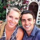 Heather Morris and Jonathan Bennett