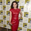 "Actress Lana Parrilla attends ""Once Upon A Time"" Press Line Comic-Con International 2016 at Hilton Bayfront on July 23, 2016 in San Diego, California"