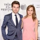 Emma Watson Boulevard Premiere At The Tribeca Film Fest In Ny