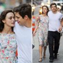 Keira Knightley and James Righton - 454 x 432
