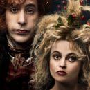 Helena Bonham Carter and Sacha Baron Cohen