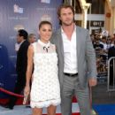 Elsa Pataky and Chris Hemsworth