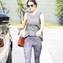 Alessandra Ambrosio – Out in Brentwood 8/25/2016 - 454 x 659