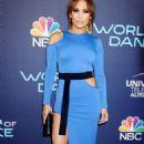 Jennifer Lopez – World of Dance Celebration in West Hollywood