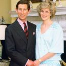 Princess Diana and Prince Charles - 454 x 610