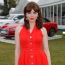 Ophelia Lovibond – Audi Polo Challenge – Day One in Ascot - 454 x 681