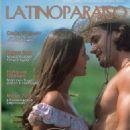 Mario Cimarro, Marlene Favela - Latino Paraiso Magazine Cover [Russia] (26 December 2012)