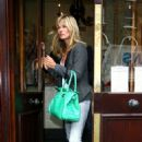 Kate Moss - Out To Eat At A Little Greek Restaurant In Primrose Hill - February 25, 2008