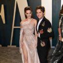 Barbara Palvin – 2020 Vanity Fair Oscar Party in Beverly Hills