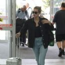 Lili Reinhart: Vancouver Airport 07/27/2019