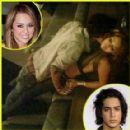 Avan Jogia and Miley Cyrus