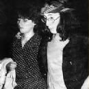 Julian Lennon and Sally Hodson