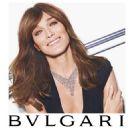 Carla Bruni for Bvlgari Spring/Summer 2015 ad campaign