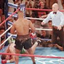 Peter McNeeley KO'd By MikeTyson Aug 19 1995