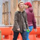 Claire Danes – Out in the West Village, New York City