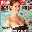 Marianela Mirra - Paparazzi Magazine Cover [Argentina] (8 May 2008)