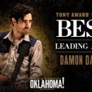 Oklahoma! 2019 Broadway Revivel Starring Damon Daunno - 454 x 255