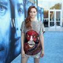 Actor Sophie Turner attends the premiere of HBO's