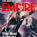 Alexandra Shipp, Ben Hardy (actor) - Empire Magazine Cover [United Kingdom] (29 May 2016)