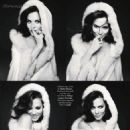 Anna Friel - Tatler Magazine Pictorial [United Kingdom] (December 2011)