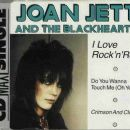 Joan Jett And The Blackhearts [West Germany]