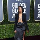 Kerry Washington wears Altuzarra Dress : 77th Annual Golden Globe Awards