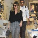 Ellen Pompeo – Christmas Shopping in Beverly Hills