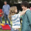 Charlie McDermott and Alexa PenaVega