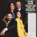 Salma Hayek – ¡Hola! Mexico Magazine (September 2019)