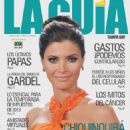 Chiquinquirá Delgado- LaGuia Magazine USA March 2013