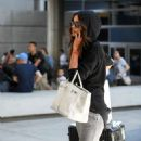 Irina Shayk – Seen as she arrives at LAX - 454 x 808