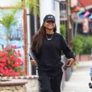 Christina Milian – Leaving the gym in Los Angeles