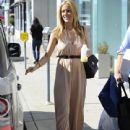 Kristin Cavallari was out and about in West Hollywood, California on February 9, 2012