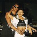 Monica and Usher Raymond